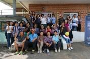 월송동, 경로당에 '찾아가는 영화관' 운영
