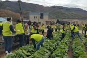 예하지마을 농촌체험객 2년 연속 1만명 돌파!