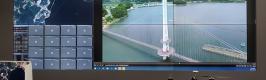 충남도 드론 영상 실시간 중계 시스템, 행안부 우수사례 선정...전국 확산