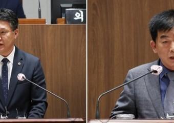 충남도의회 운영위원장 홍기후 의원, 예결특위원장 김석곤 의원 선출