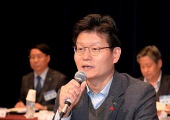"""김정섭 시장 """"월송동은 세종시로 뻗어가는 마중물"""""""